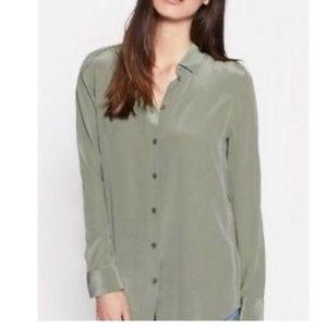 Equipment Essential silk blouse